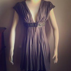Sky Brand Embellished Dress M